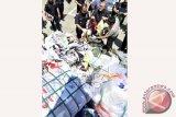 Bea Cukai musnahkan 800 bal pakaian bekas