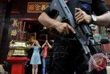 Polrestata Jayapura jaga keamanan perayaan Imlek