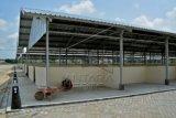 PKL Barito minta penyelesaian akses jalan tempat relokasi