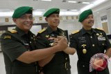 Sertijab Dankodiklat TNI AD