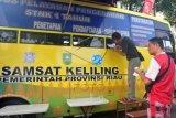 Riau targetkan minimal Rp42 miliar dari program pemutihan pajak kendaraan