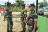 Danrem 171/PVT kunjungi pos Satgas Pamrahwan Raider 509/BY