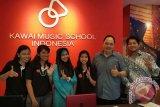 Kawai Music School buka kesempatan