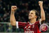 Zlatan Ibrahimovic kembali perkuat AC Milan