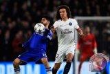 David Luiz Akui Kewalahan Mengawal Diego Costa
