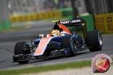 Rio Haryanto Raih Posisi Start ke-20 di GP Bahrain