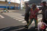 Polisi Solo Garuk Puluhan Pengamen dan Anak Jalanan