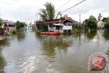 Banjir landa wilayah Lampung
