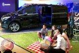 Rilis New V-Class, Mercy sebut Pasar MPV Menggiurkan