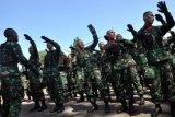 171 Prajurit Siswa Dikmapa PK TNI Dilantik