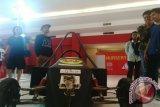 Delapan mobil listrik karya mahasiswa Indonesia hadir di IIMS 2016