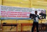 Balai TNBBS Sebarkan Informasi Konservasi Lewat Mendongeng