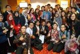 Wakil Indonesia lolos