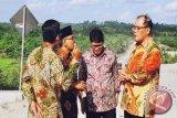 Tinjau Lokasi Kantor Perwakilan Bank Indonesia