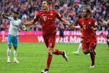 Ditahan Gladbach 1-1, Pesta Munchen jadi Juara Liga Jerman Tertunda