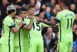 Hattrick Aguero Permalukan Chelsea 3-0 di Stamford Bridge