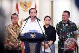 Presiden Jokowi sampaikan terima kasih pada pemerintah Filipina