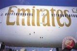 Emirates agar terbang ke Lombok