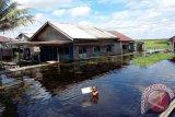 200 Rumah Di Kereng Bangkirai Terendam Banjir