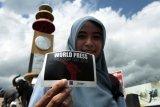 Jurnalis Lampung peringati hari kebebasan pers sedunia