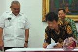 Yayasan Belantara mulai garap Hutan Margasatwa Dangku