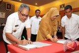 Pemkab Bantaeng-STIKES Panakkukang tandatangani nota kesepahaman