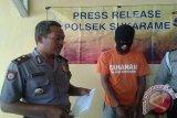 Polisi Bandarlampung tangkap tersangka pencabulan siswi SMA
