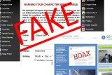 Singapura minta Facebook koreksi unggahan menurut UU baru berita palsu
