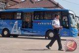 Pemkot terima bantuan 15 bus rapid transit untuk transmusi