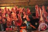 Harga daging di Palembang jelang lebaran capai Rp150.000/Kg