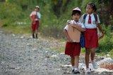 Belum Ada Perintah Bupati Temanggung Dispensasi Antar Sekolah Anak