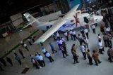 Pengujian Pesawat N219 Bertepatan Harteknas di Solo