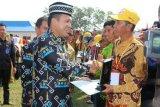 Gubernur Lampung Buka Peda KTNA di Tulangbawang