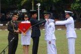 Presiden Joko Widodo lantik 2.143 Praja IPDN