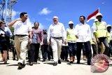 Dua Menko Kunjungi Perbatasan RI-PNG