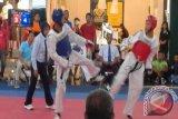 Taekwondo - Kaltim Akhirnya Juara Kejurnas Antarpelajar Di Palu