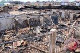 Polisi Hingga Kini Masih Tunggu Hasil Labfor Terkait Kebakaran Pasar Besar