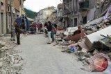 Korban Tewas Akibat Gempa Italia Capai 267