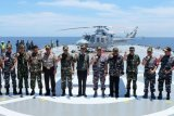 Presiden saksikan Pendaratan Pasukan Marinir di Situbondo