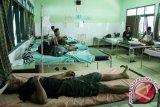 Ratusan warga Abe Pantai keracunan makanan