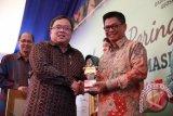 Kaltara Kembali Raih Penghargaan - Raih Bhumandala Award Kategori Simpul Jaringan Berkembang