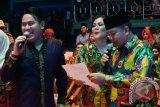 Nassar, Risti KDI dan Mario Semarakkan Pembukaan FSQ di Kapuas