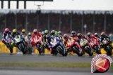 Hasil kualifikasi Grand Prix moto3 Ceko
