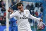 Gareth Bale berlatih bersama tim Real Madrid untuk tambah suntikan moral