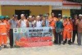 Perusahaan Sawit Asian Agri Motivasi Warga Cegah Karhutla