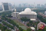1.000 anggota Daarut Tauhid Bandung Ikuti Aksi Damai