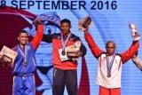 Atlet Sulteng raih medali perunggu kejuaraan binaraga Asia