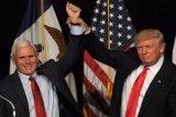 Wakil Presiden Mike Pence Akan Pimpin Tim Peralihan Trump