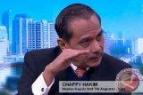 Freeport Tunjuk Chappy Hakim Jadi Dirut