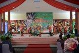 8 Kabupaten di Kalteng Tampilkan Tarian di 'Explore Exotica of Central Kalimantan'